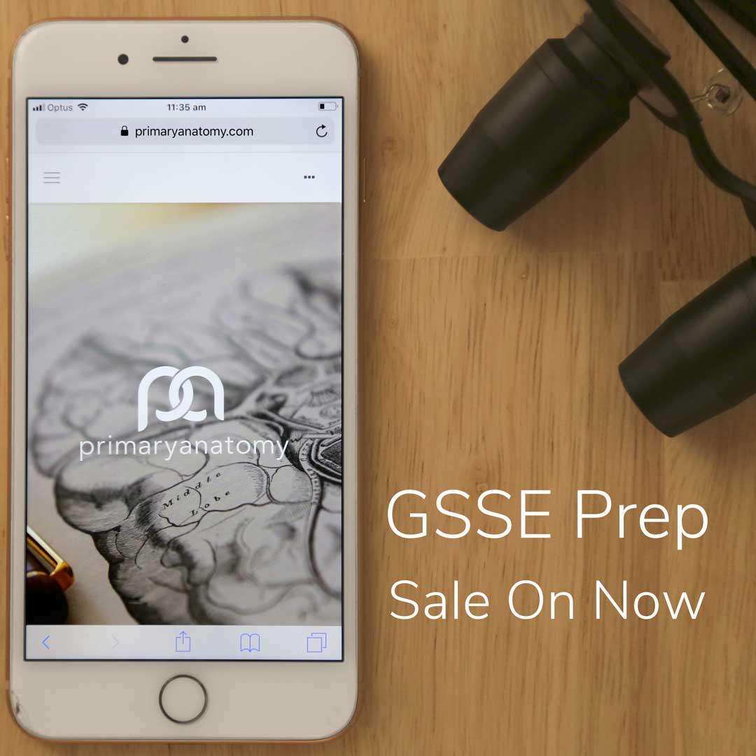 GSSE Prep- Sale on now