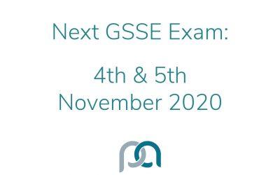GSSE Registration Opens Next Week!