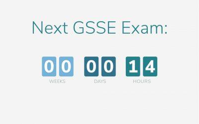 GSSE Exam – Feb 2021